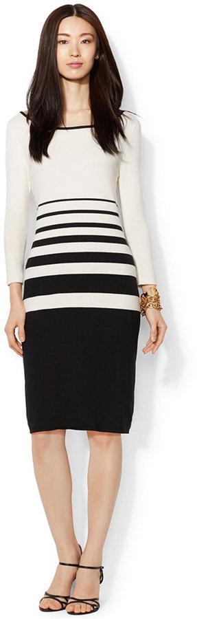 Ralph Lauren Long Sleeve Dress