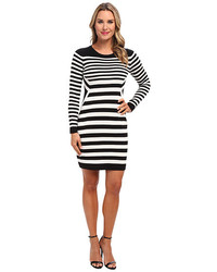 Striped sweater dress medium 158123