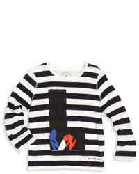 Burberry Babys Toddler Boys London Striped Sweater