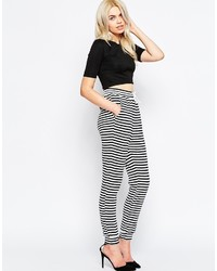 The fifth dark paradise pants in stripe medium 453602