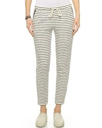West shore stripe sweatpants medium 169369