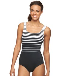 Reebok Raising The Bar One Piece Swimsuit