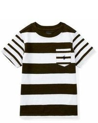 Ralph Lauren Childrenswear Little Boys Striped Cotton Tee