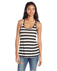 Volcom Juniors Lived In Stripe Rib Tank