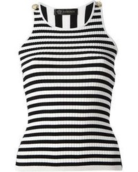 Striped tank top medium 67683