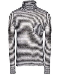 Band Of Outsiders High Neck Sweater