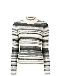 Ermanno Scervino Mock Neck Sweater