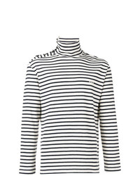 Loewe Striped Turtleneck Sweater