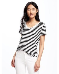 Old Navy Everywear Slub Knit Tee For