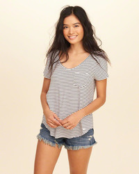 Hollister Must Have Easy T Shirt