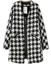 ChicNova Houndstooth Coat