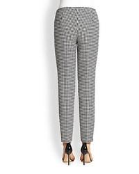 653fea62d72e47 Michael Kors Michl Kors Houndstooth Jacquard Skinny Pants, $995 ...
