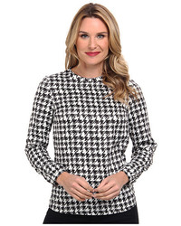 Pendleton Ls Jewel Neck Blouse