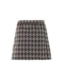Marc by Marc Jacobs Houndstooth Mini Skirt