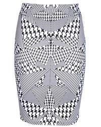 McQ by Alexander McQueen Mcq Alexander Mcqueen Knee Length Skirt