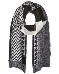 Lauren By Ralph Lauren Mosaic Stitch Wear Scarf