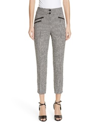 Veronica Beard Felton Houndstooth Trousers