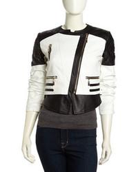 White and black jacket original 3930287