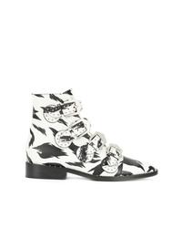 Givenchy Printed Elegant Boots