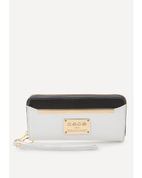 Goldtone hardware wristlet medium 3644807