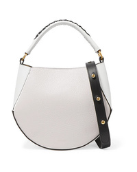 Wandler Corsa Mini Textured Leather Shoulder Bag