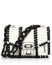 Proenza Schouler Hava Whipstitched Leather Chain Shoulder Bag