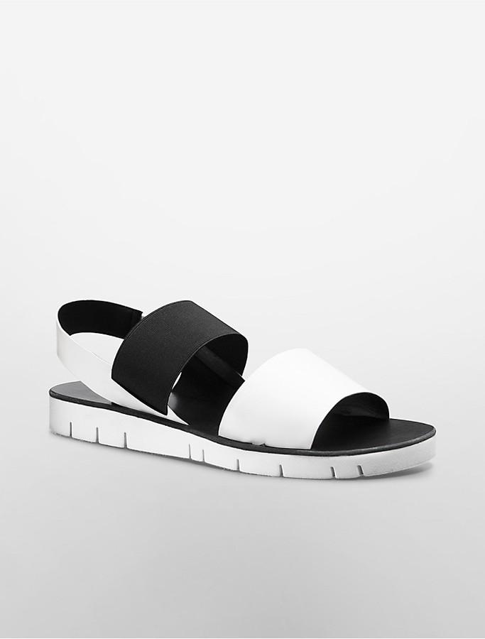 Sandales Calvin Klein Qo4vT9e