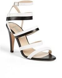 LK Bennett Lk Bennett Giselle Leather Sandal