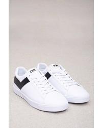 21men 21 Pony Leather Low Top Sneakers