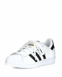 adidas Superstar Classic Sneaker Blackwhite