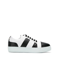 Neil Barrett Colour Block Sneakers