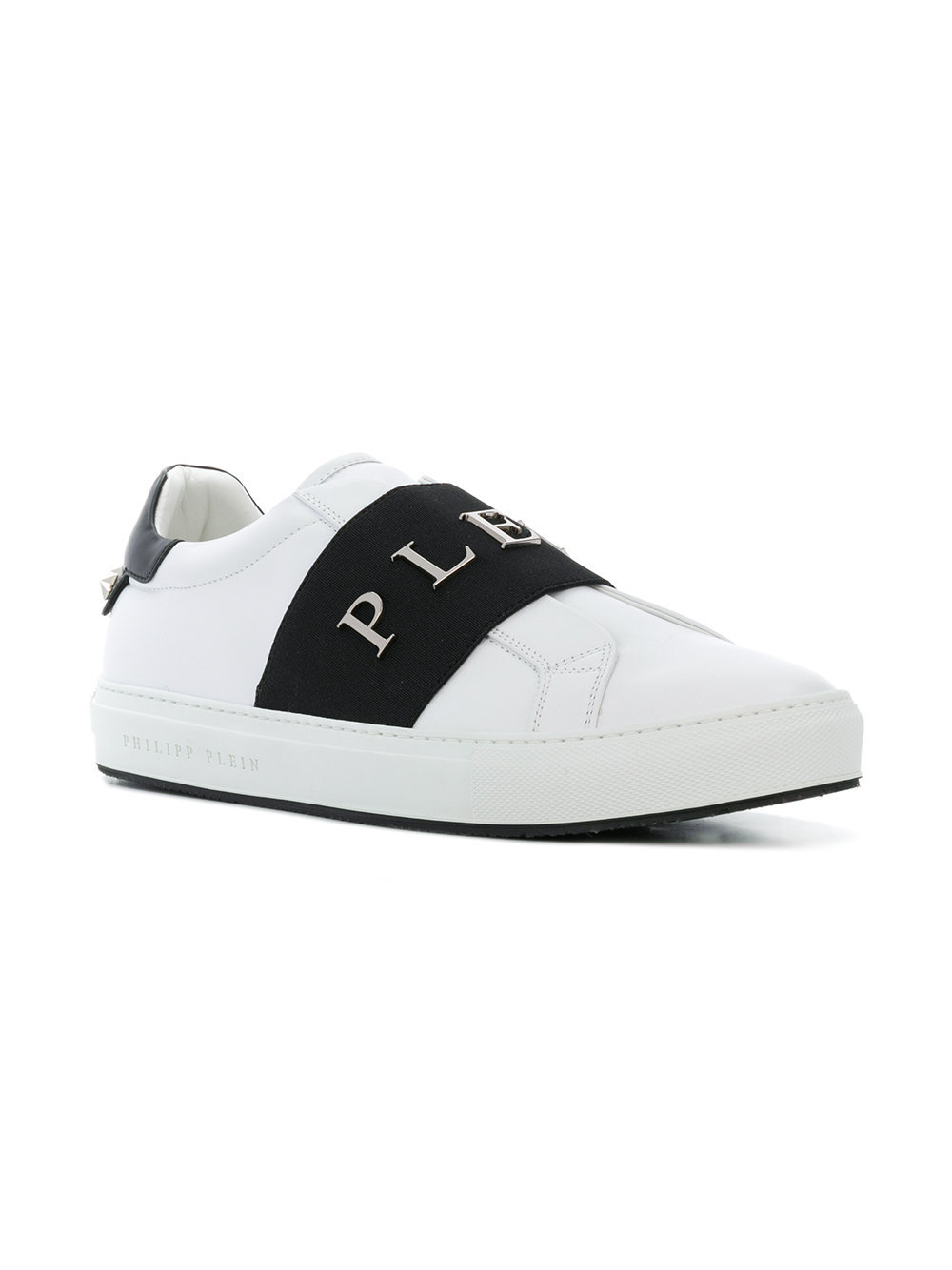 amp; To Buy Where Wear Plein Low Logo Top Philipp Sneakers How Front S40Ww