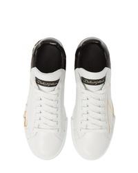 Dolce & Gabbana Script Logo Sneaker