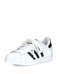 Superstar classic sneaker blackwhite medium 755870