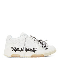 Off-White White Out Of Office Sneakers