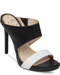 Jessica Simpson Romy Two Piece Mules