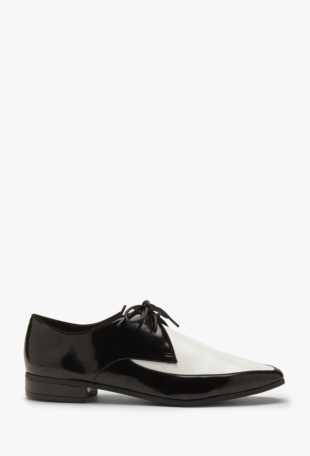 Forever 21 Square Toe Oxfords | Where To Buy U0026 How To Wear