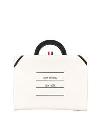 Thom Browne Folder Style Tote Bag