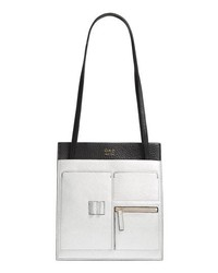OAD NEW YORK Kit Leather Convertible Shoulder Bag