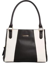 Calvin Klein Triple Compartt Nylon Trim Shopper