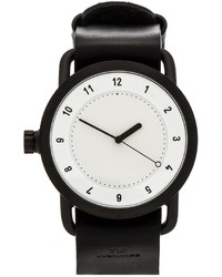 Tid Watches No 1 Leather Wristband