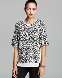 Marc by Marc Jacobs Sweater Sasha Leopard