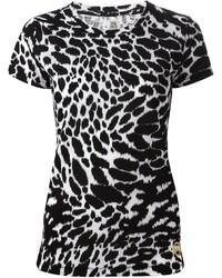 Michael michael kors michl michl kors animal print t shirt medium 253941