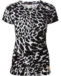 Michl michl kors animal print t shirt medium 253941