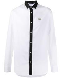 Philipp Plein Platinum Cut Two Tone Shirt