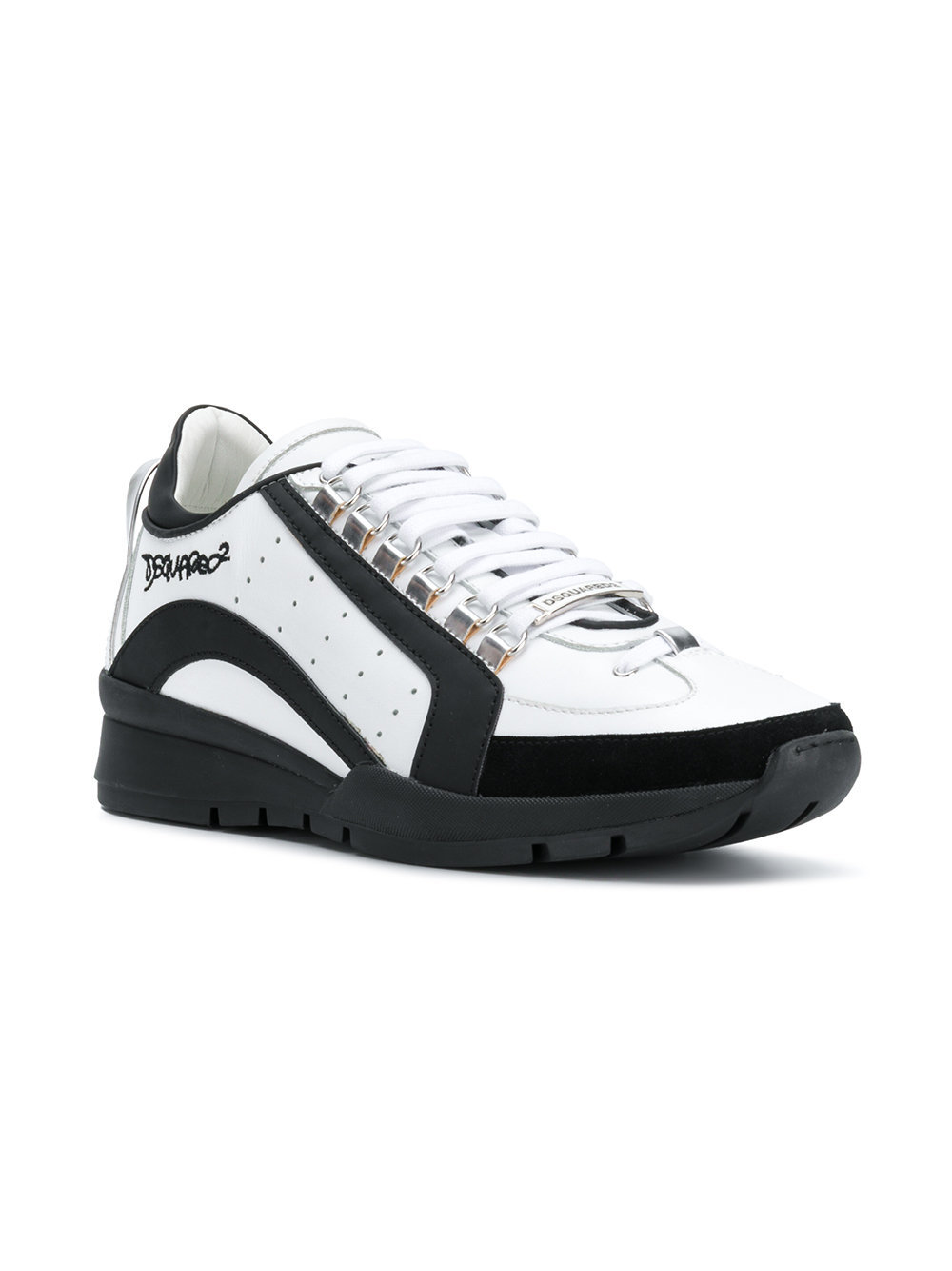 DSQUARED2 551 Sneakers, $400 | farfetch