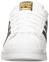 ... adidas Superstar Casual Sneakers From Finish Line ...