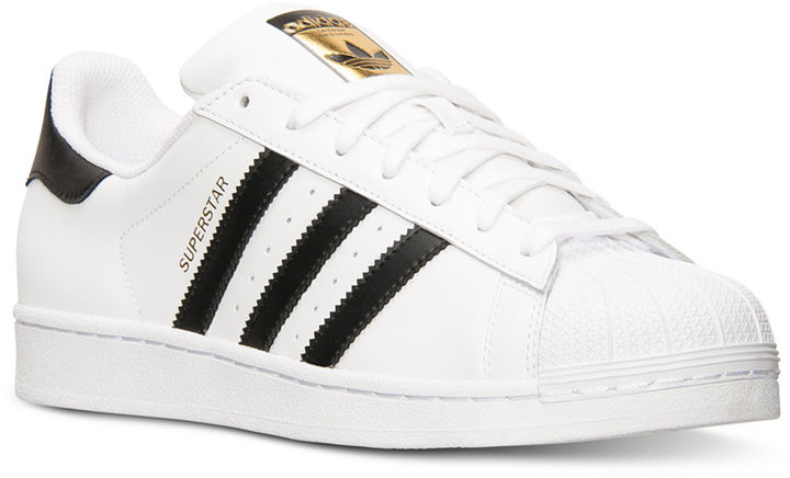 adidas superstars low top turnschuhe