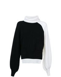Monse Color Block Jumper