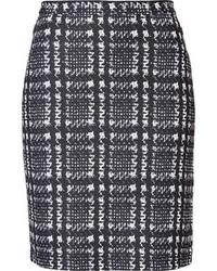 Steffen Schraut Plaid Mini Skirt